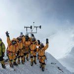 Meteorološka stanica na nadmorskoj visini od 8430 metara: novi rekord Mont Everesta