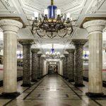 Метро Санкт Петербург ‒ најдубљи на свијету